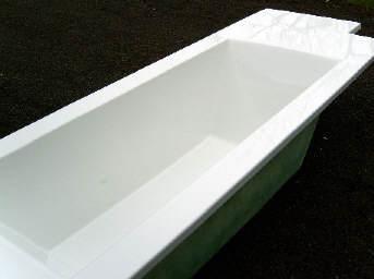Gfk Platten Duschrueckwaende Dekor Polyesterplatten